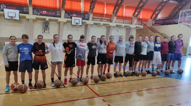 CSȘ Sibiu U16 feminin