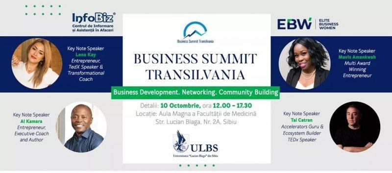 business summit transilvania