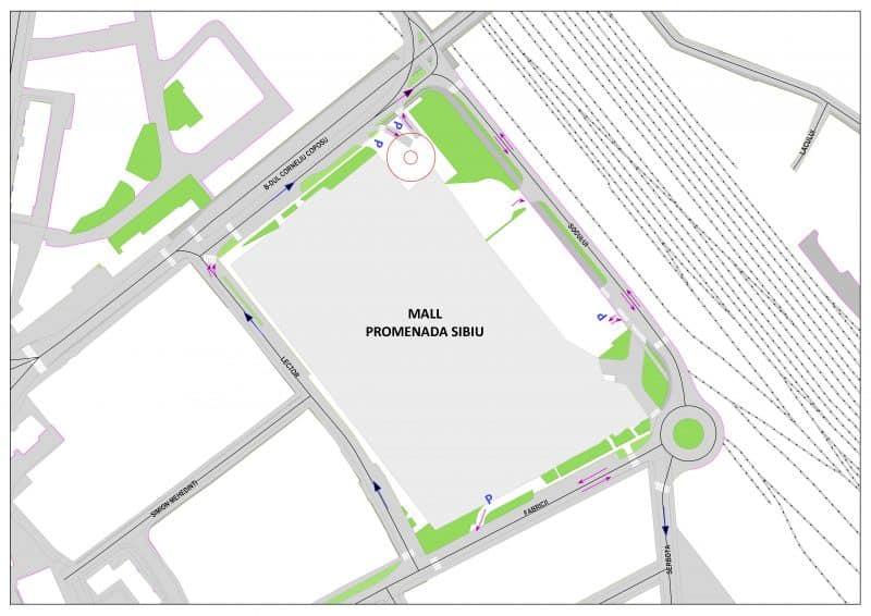Harta Mall 1