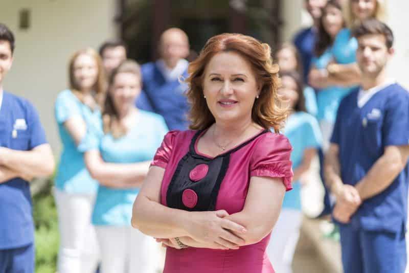 Dr. Oana Taban CEO Dent Estet