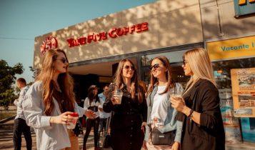 Take 5 Coffee – cafeaua cu aplicație mobilă din noul mall. Cumperi scanezi și câștigi2