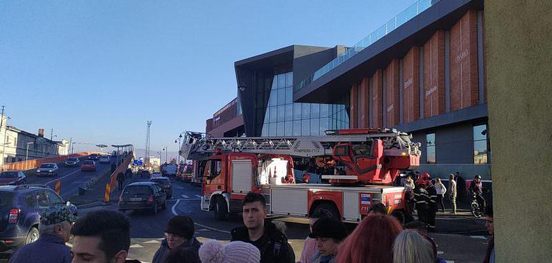 pompieri mall
