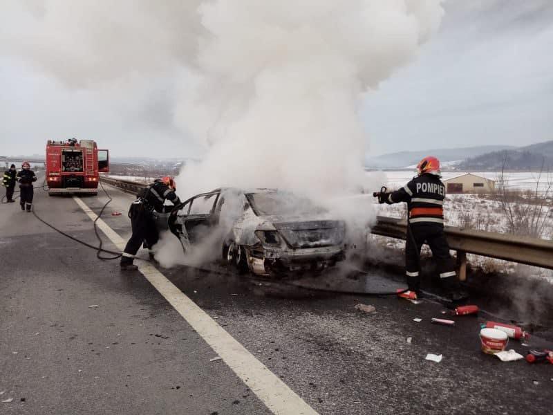 incendiu autostrada111