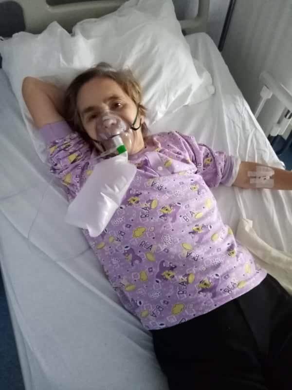 pacienta spital