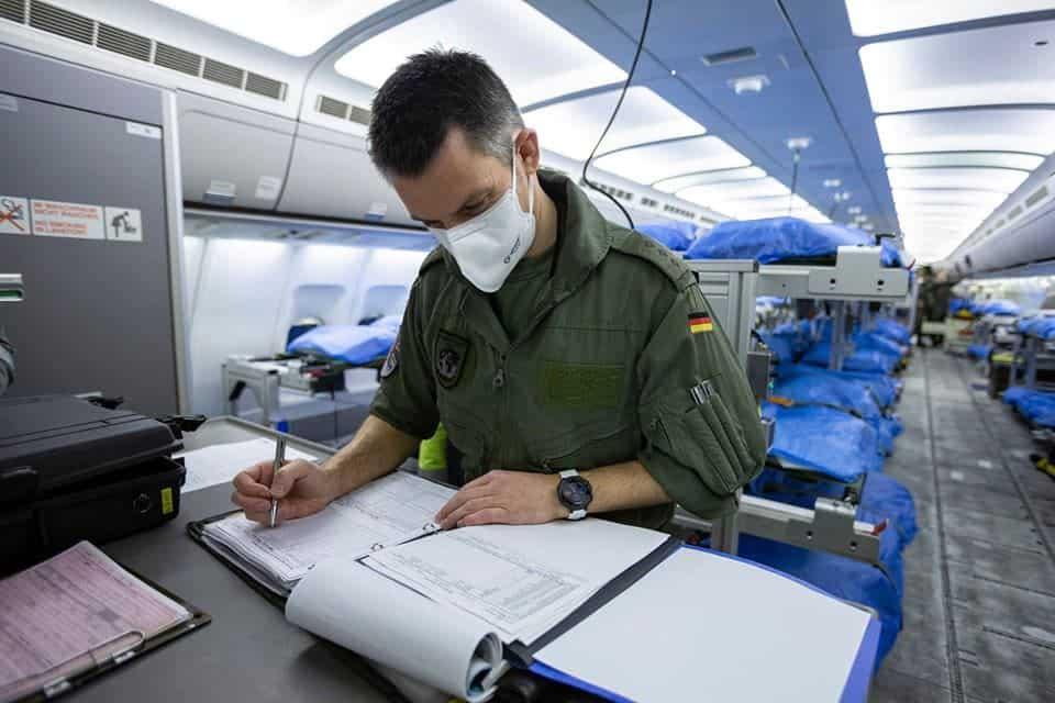 avion coronavirus germania5
