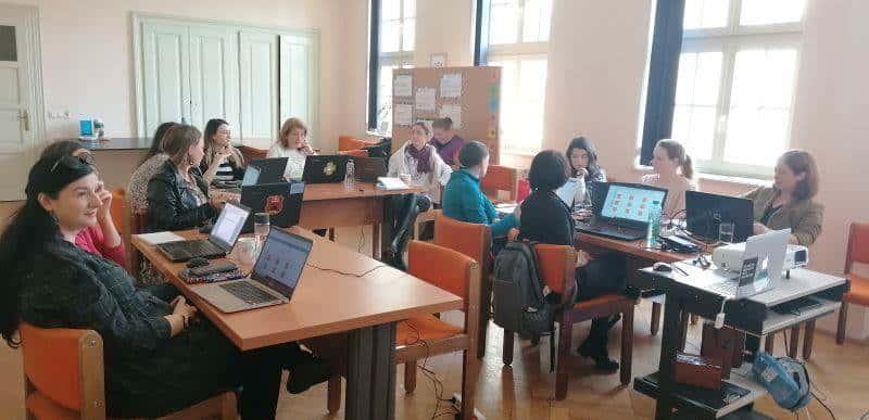 pregatire online profesori scoala finlandeza