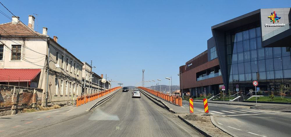 reparatii podul garii 1