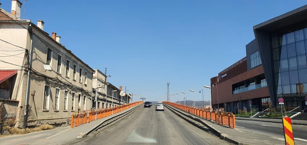 reparatii podul garii 2