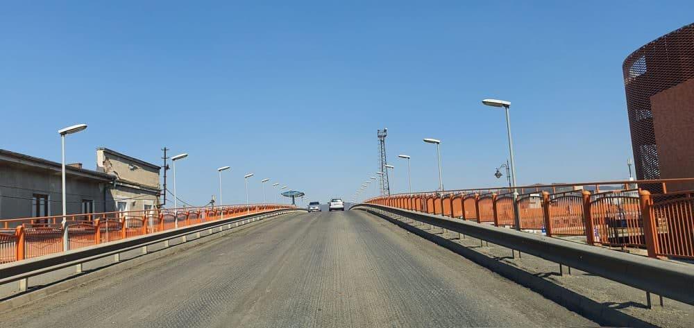 reparatii podul garii 6