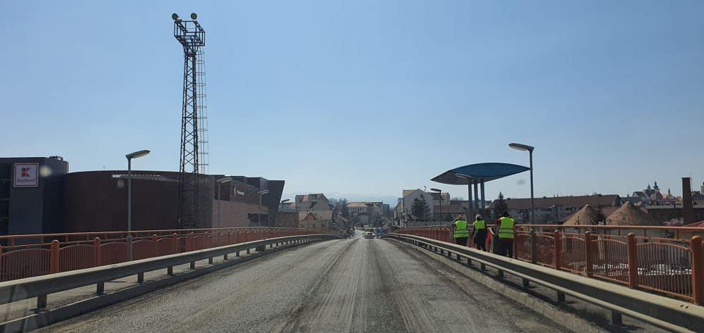 reparatii podul garii 7