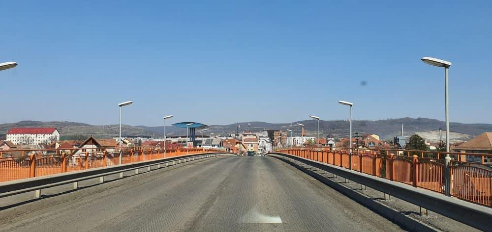 reparatii podul garii 8