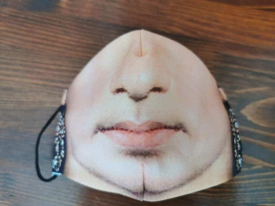 masca brukenthal 1