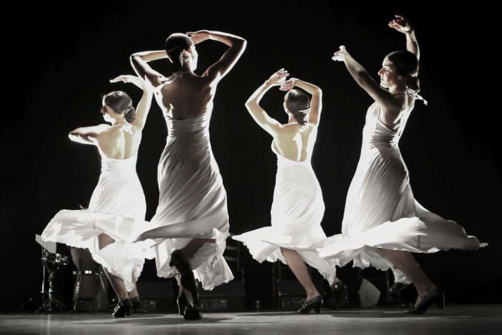 4 Women 4 Manuel Ramírez Flamenco Ballet foto credit David Carbajo