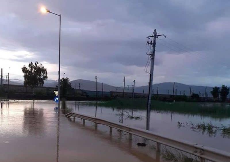 inundatie autostrada 2