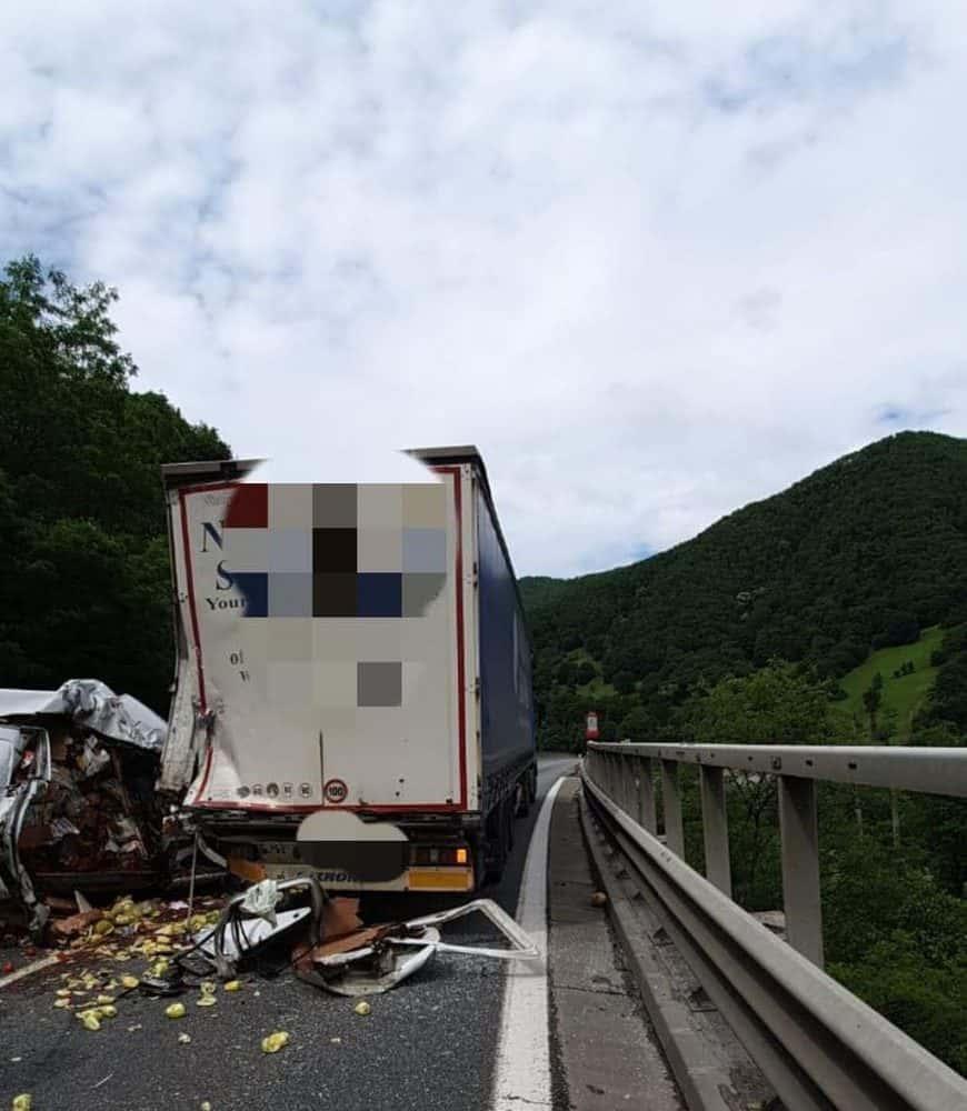 valea oltului accident
