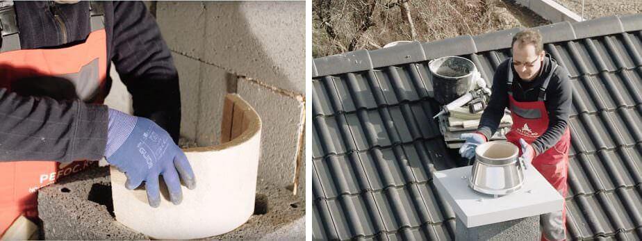 5 cos ceramic manta beton izolat
