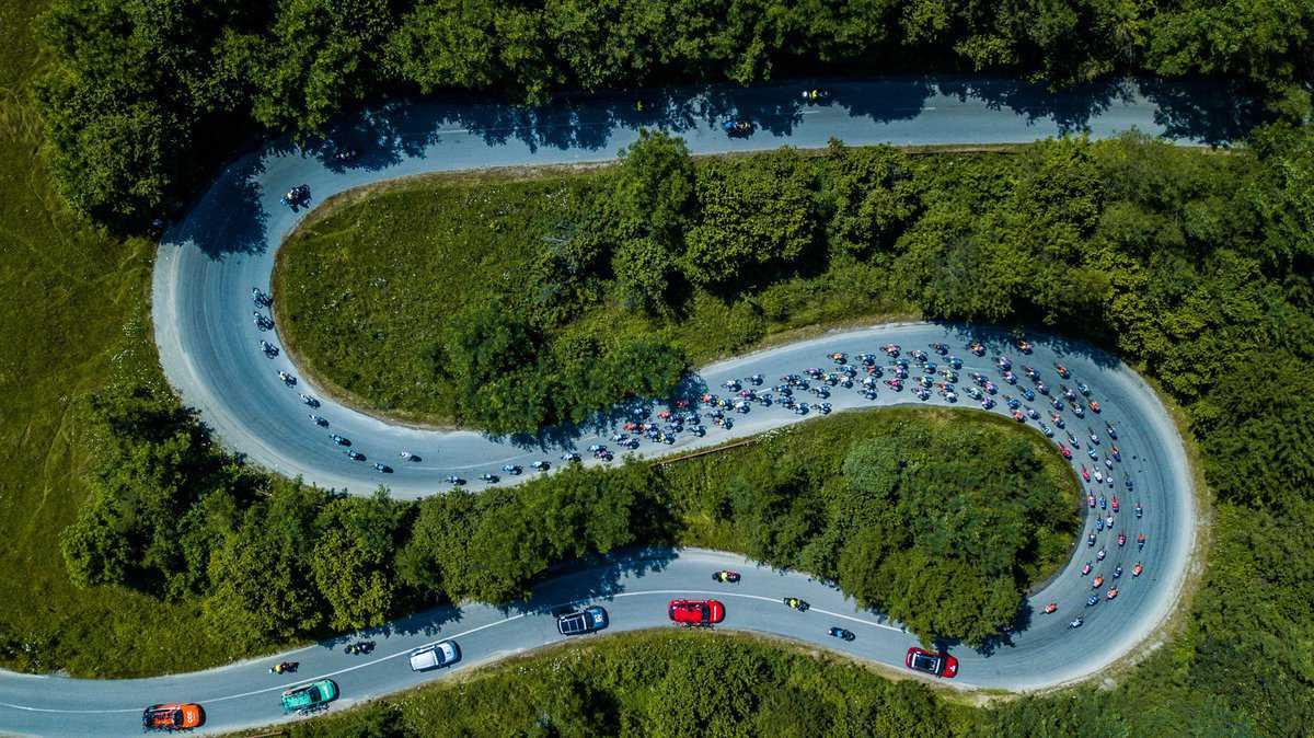turul ciclist 2020 etapa 1