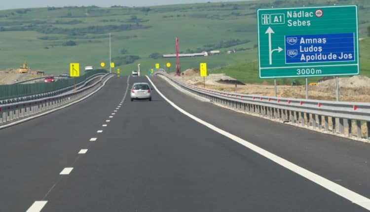 autostrada sibiu nadlac