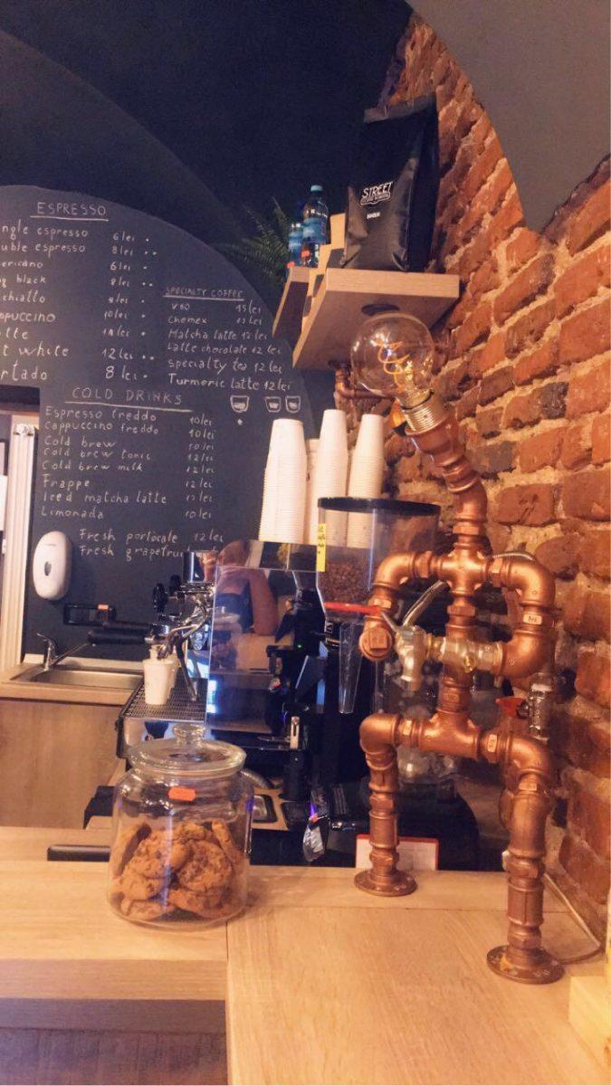coffee to go sibiu