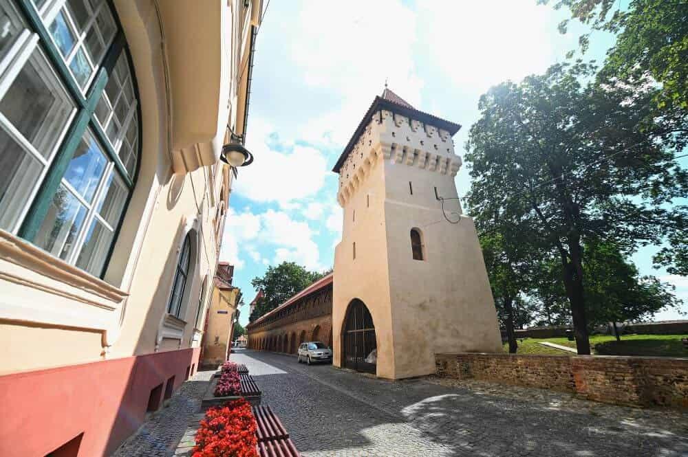turnuri istorice strada Cetății 1