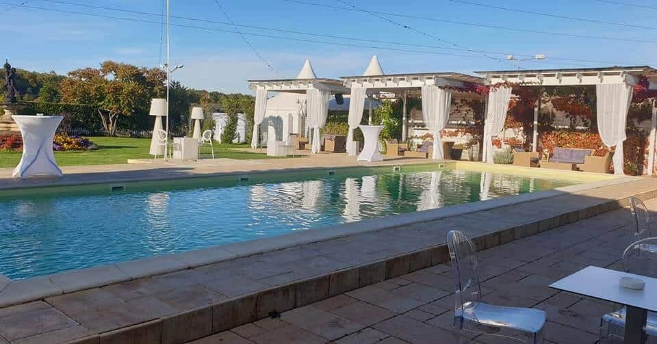 versailles piscina
