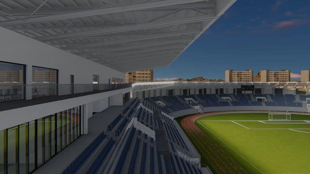 stadion contract cona 2