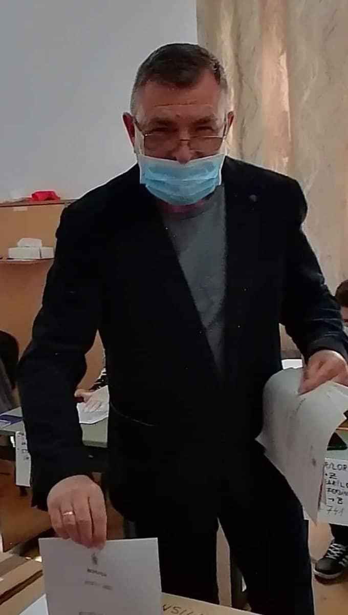 Alexandru Tomasevschi vot
