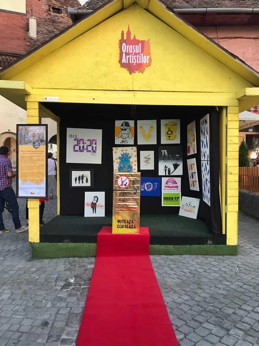 Expo Orasul Artistilor 1 scaled