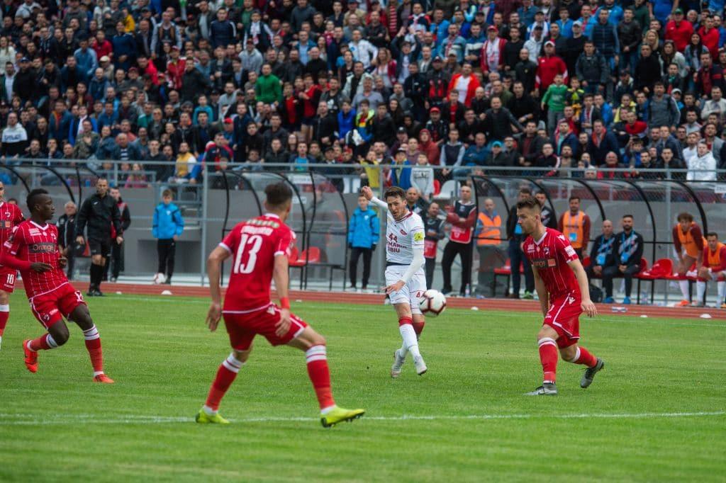 FCH Dinamo Cristi Cojocariu 73