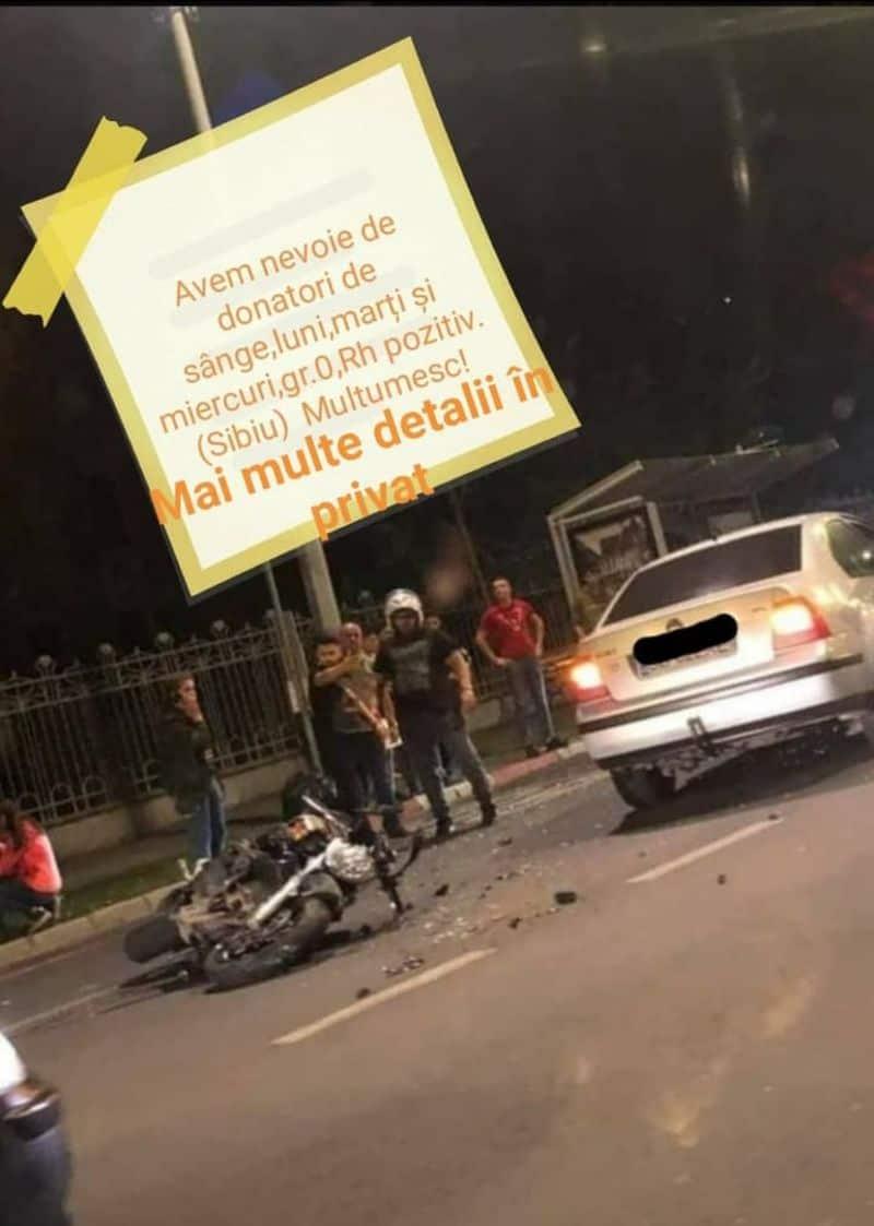 moto accident sb