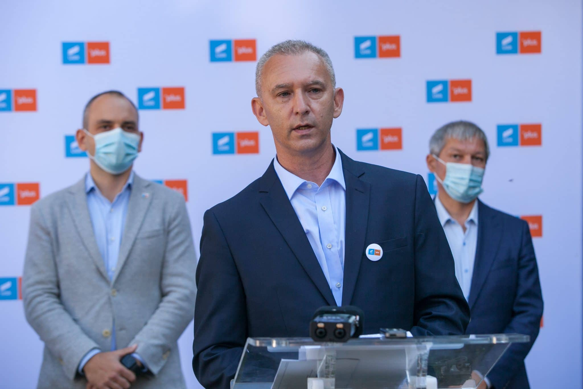 Raul Apostoiu, candidat la Primăria Sibiu