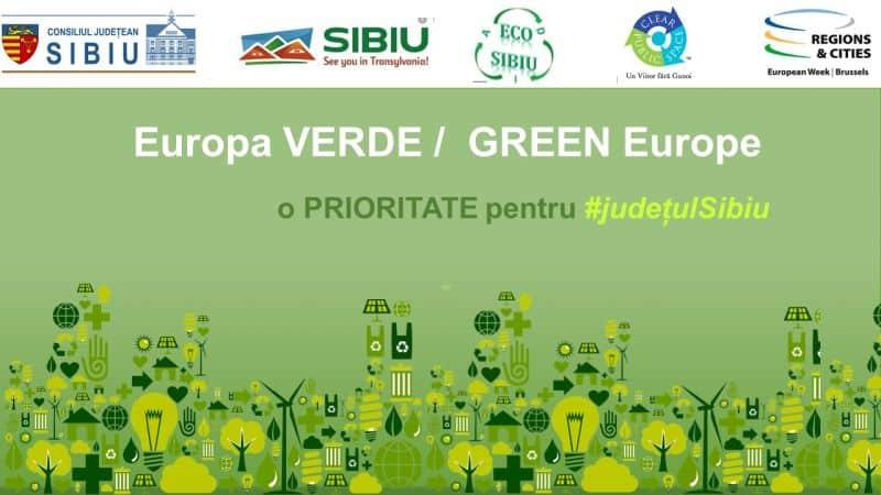 CJ Sibiu la Saptamana Europeana a Regiunilor si Oraselor