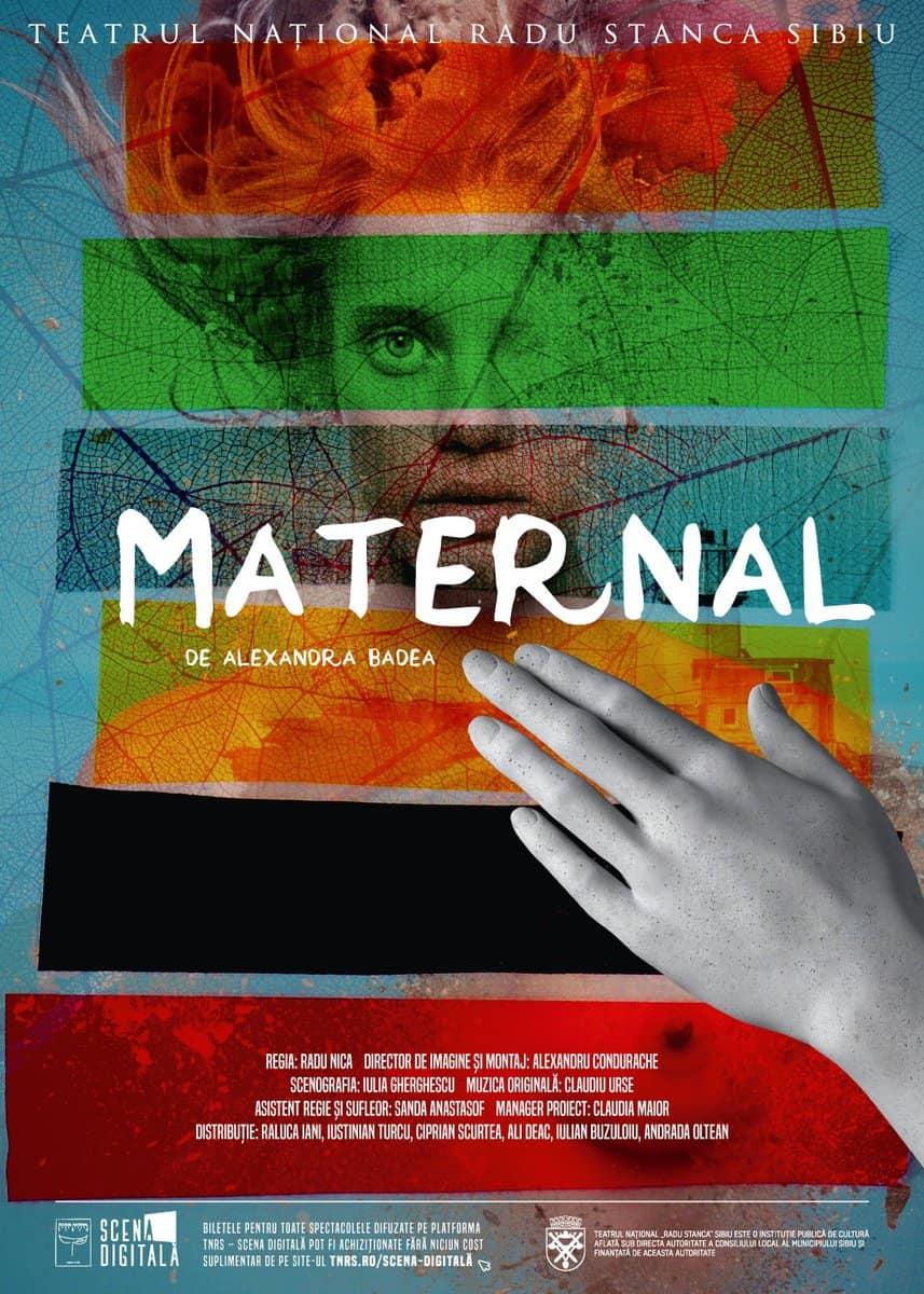 Maternal regia Radu Nica poster