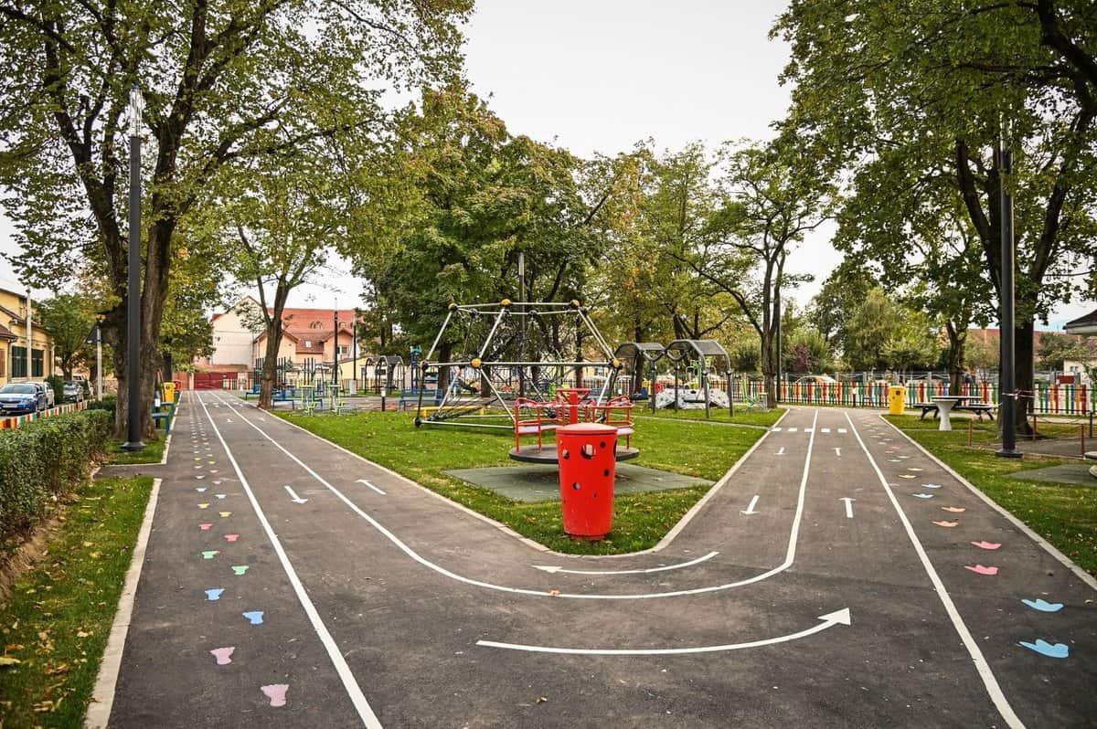 Piata Cluj parc 1