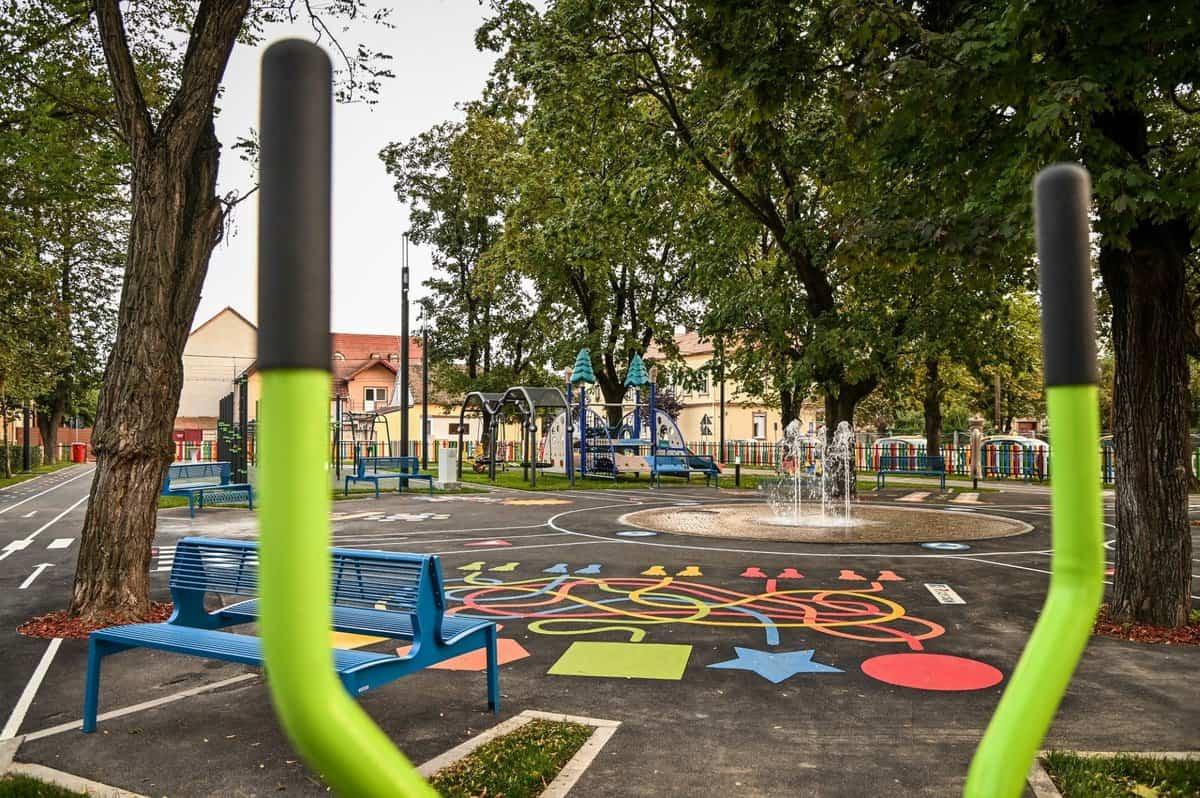 Piata Cluj parc 3