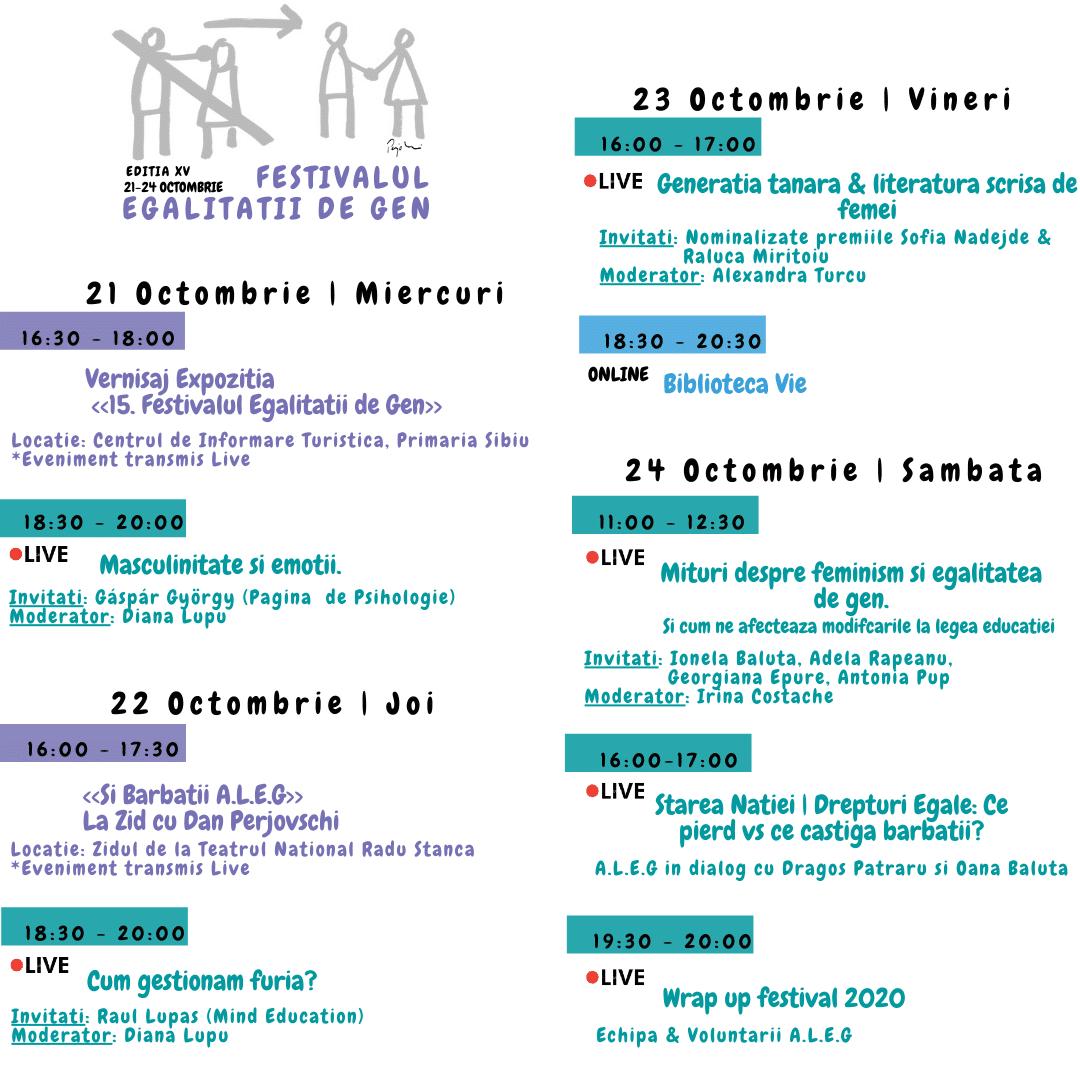 Program FEG 2020
