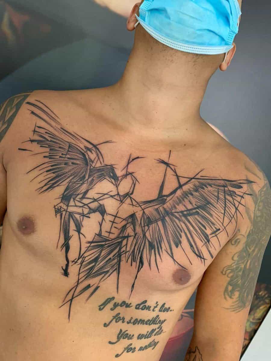 red tattoo cristi nitu 11