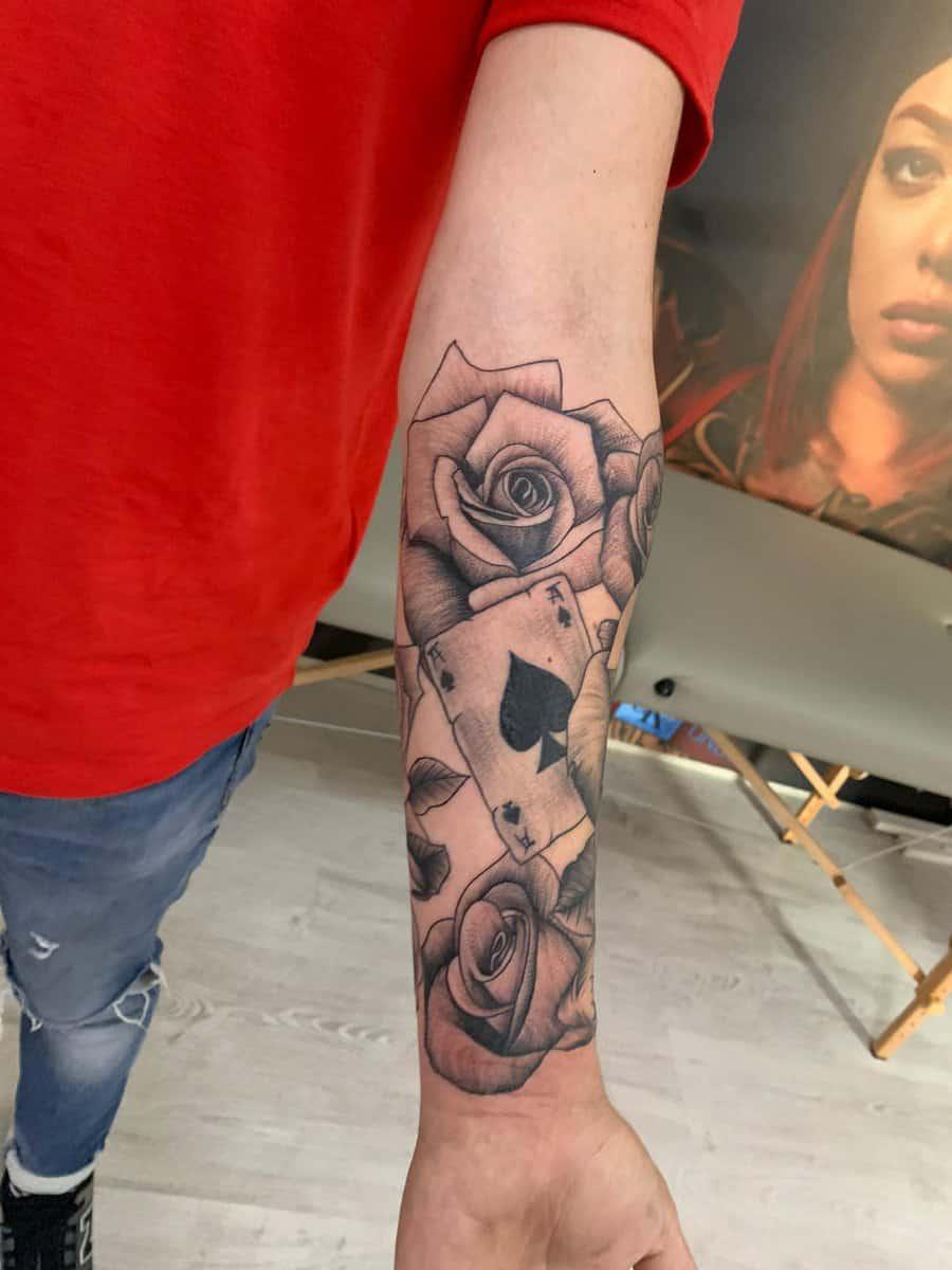 red tattoo cristi nitu 14