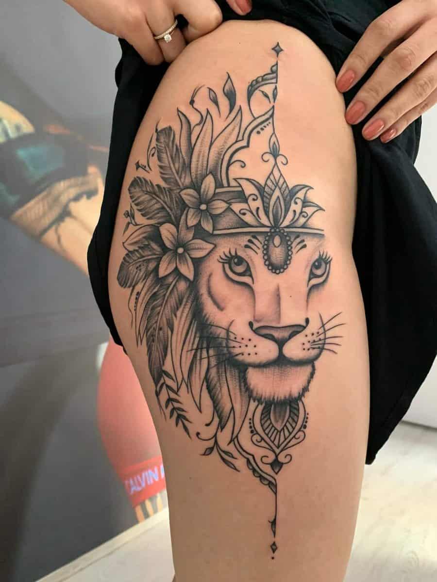 red tattoo cristi nitu 20