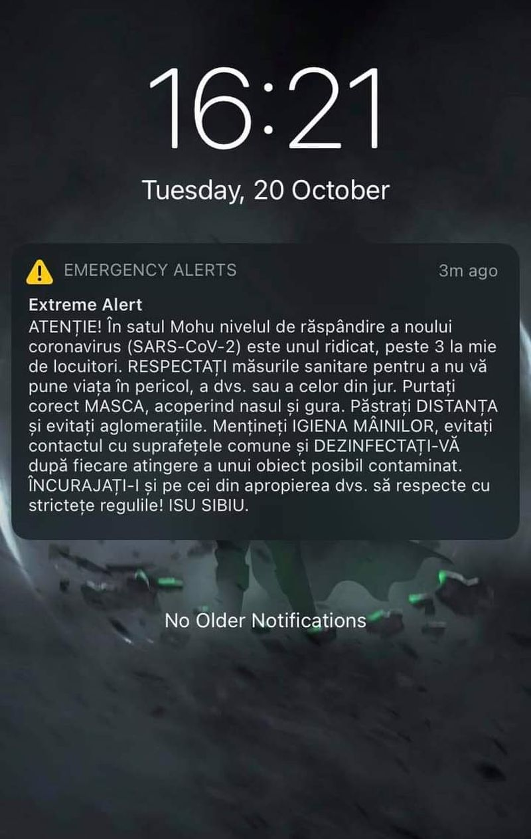 ro alert mohu