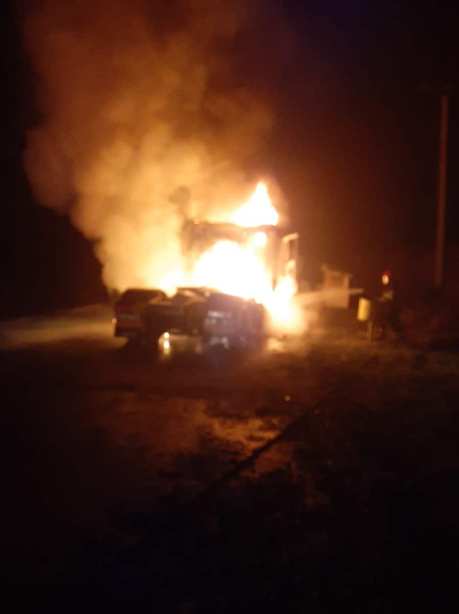 incendiu tractor 3