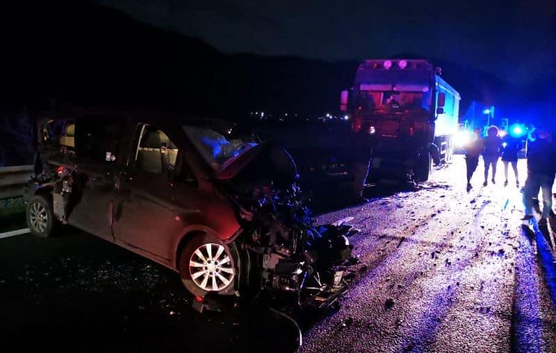 accident noapte valea oltului