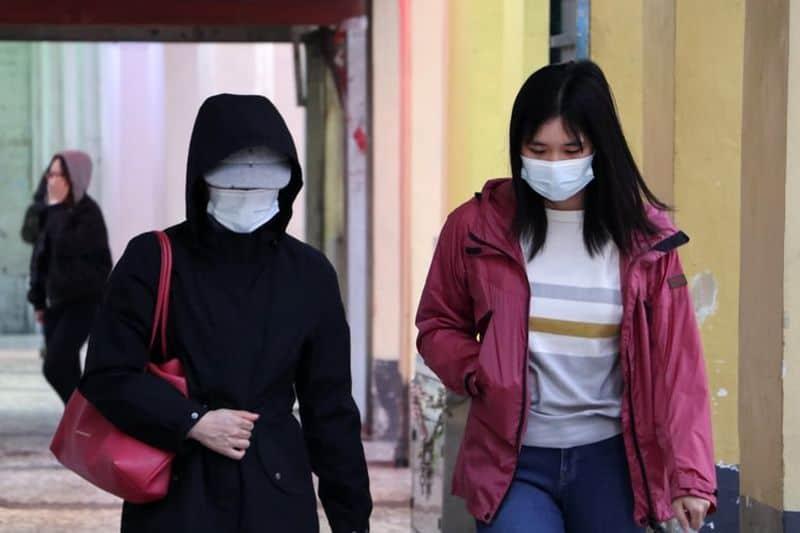 coronavirus masca china