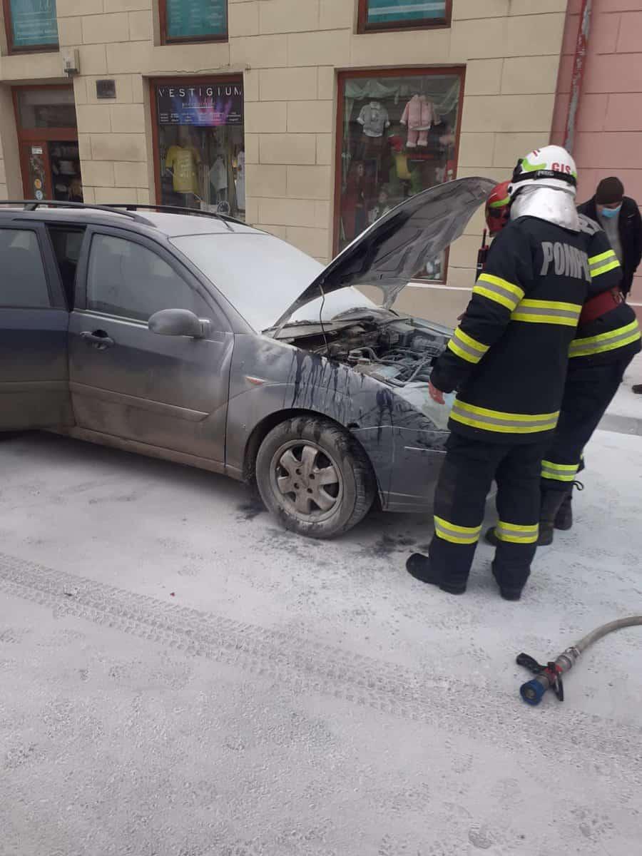 incendiu auto 2