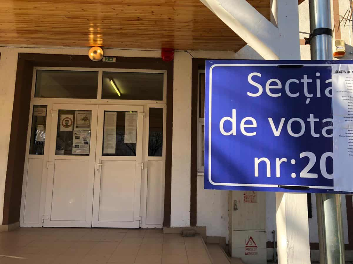sectii votare sibiu alegeri 5