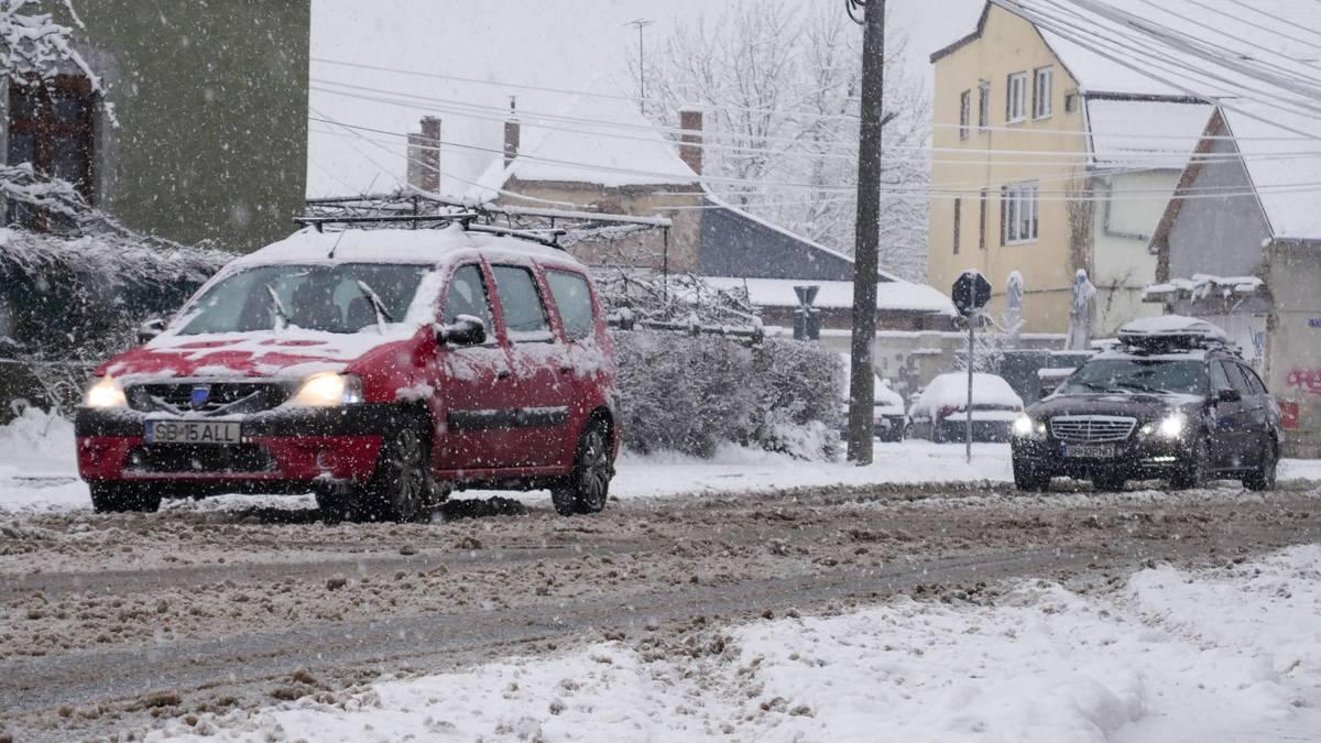 Ninsoare Sibiu 3 1