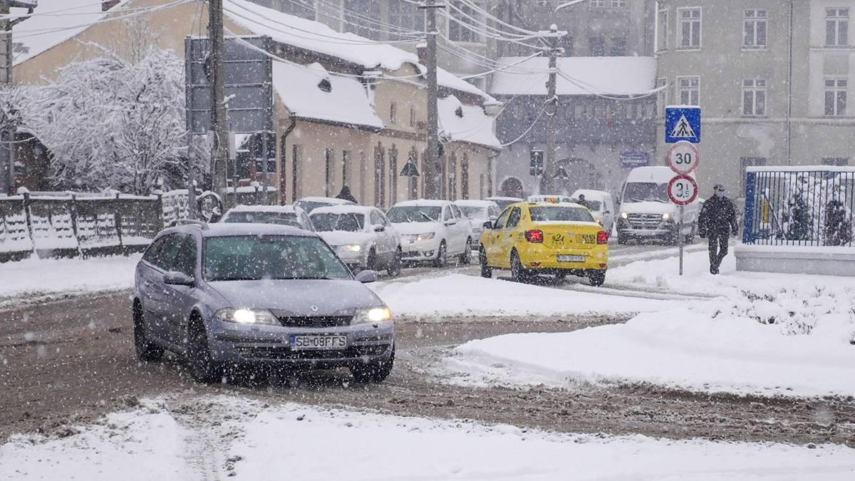 Ninsoare Sibiu 7 1