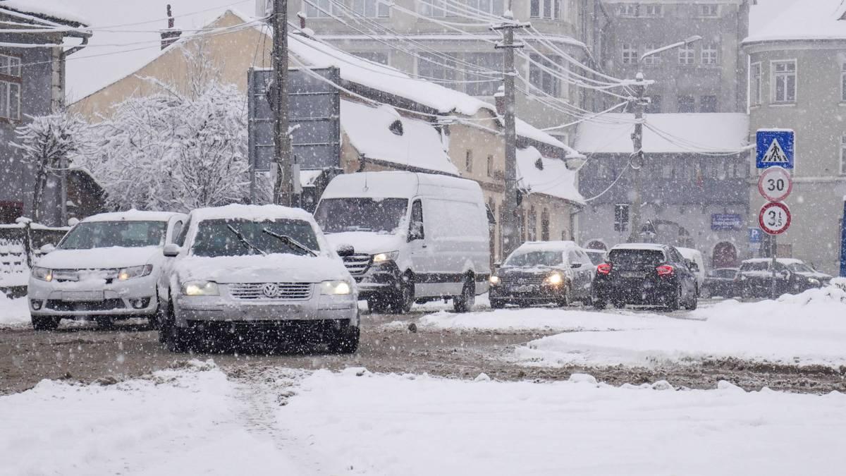 Ninsoare Sibiu 8 1
