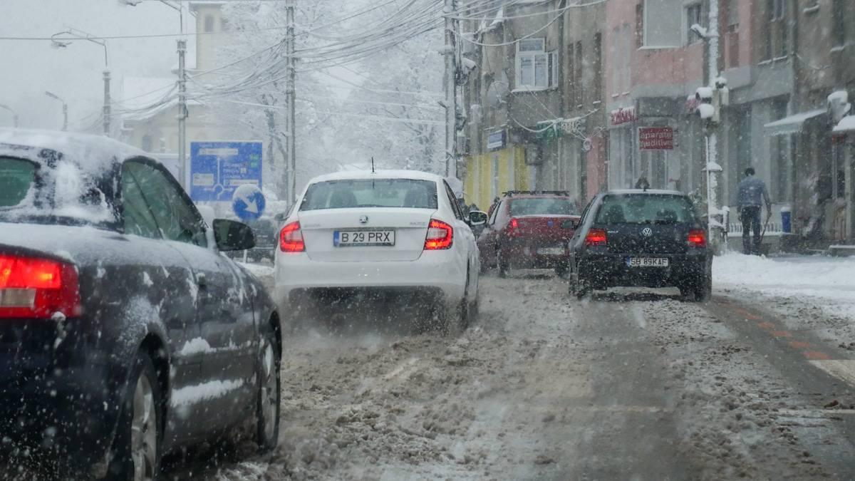 Ninsoare Sibiu 9 1