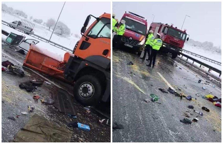 accident a1 sibiu saliste1